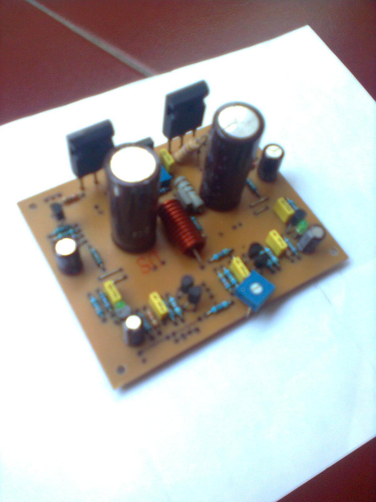 amplifier hobi elektronika. Black Bedroom Furniture Sets. Home Design Ideas
