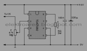 Rangkain Mini Amplifier